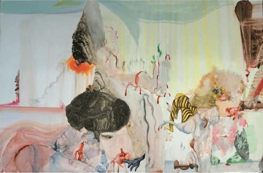 ANYA BELYAT-GIUNTA - Mon Coeur est ICI - Galerie Henri Chartier Lyon