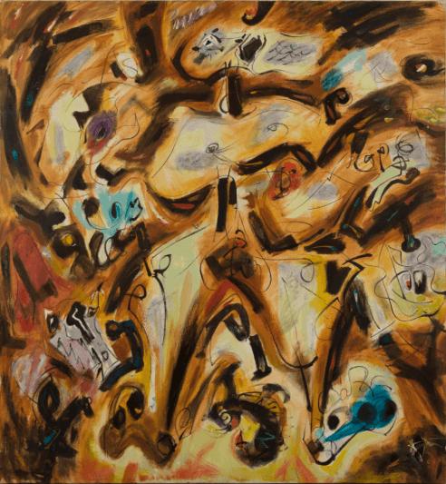 APPLICAT-PRAZAN_Grands peintres européens de l'après-guerre_parisgalleryweekend