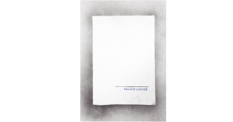26/05▷07/07 – CHRIS EVANS – VILLAGE LAWYER – CANCENTRE D'ART NEUCHÂTEL