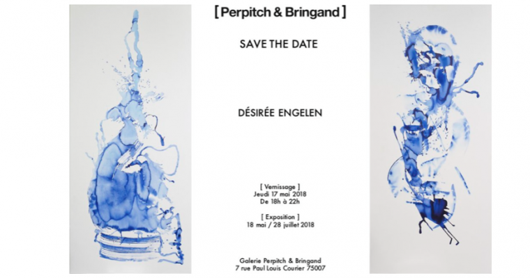17/05▷28/07 – DÉSIRÉE ENGELEN – GALERIE PERPITCH & BRINGAND PARIS