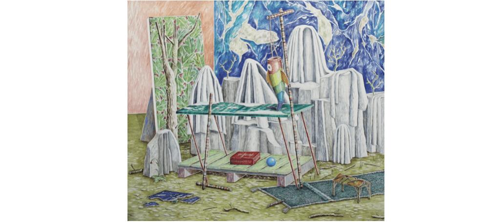02▷30/06 – EMILIE PICARD – LA PART DE L'OMBRE – GALERIE BERTRAND GILLIG STRASBOURG