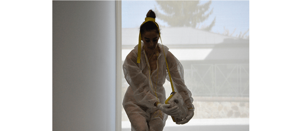 17/05 – EMMANUELLE & VERONIQUE PEPIN – PERFORMANCE INSTALLATION – LE NARCISSIO NICE