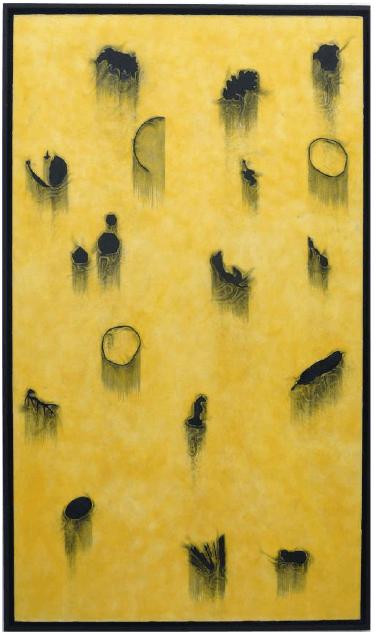Giuseppe Gallo_COLLETTIVA_Galerie Italienne_Paris