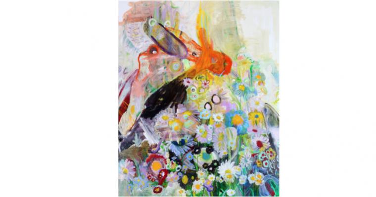 17/05▷15/06 – JENNYFER GRASSI– UN MONDE FLAMBOYANT– GALERIE EVA HOBER PARIS