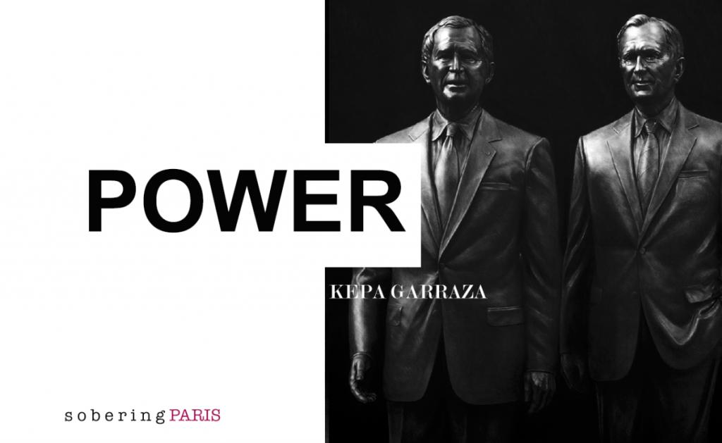 Kepa Garraza - Power - Galerie Sobering Paris