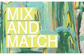 26/05▷07/07 – MIX AND MATCH – GALERIE RIVOLI BRUXELLES