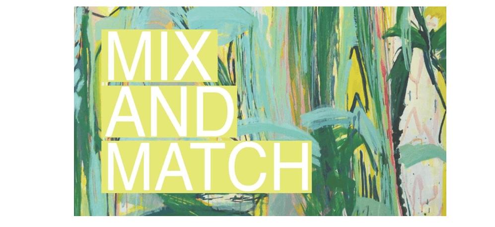 26/05▷07/07 – MIX AND MATCH– GALERIE RIVOLI BRUXELLES