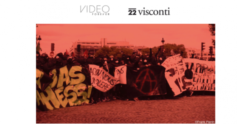 22/05 – VIDEO FOREVER 36 – RÉSISTANCES À LA MARGE – VISCONTI22 PARIS