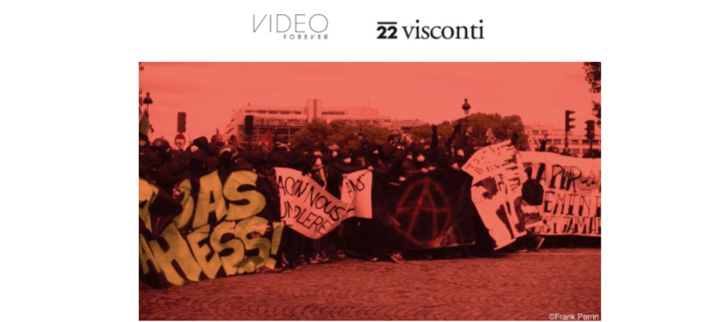 22/05 – VIDEO FOREVER 36 – RÉSISTANCESÀ LA MARGE – VISCONTI22 PARIS