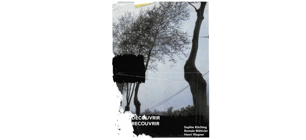 31/05▷09/06 – DÉCOUVRIR,RECOUVRIR– GALERIE GRAPHEMPARIS