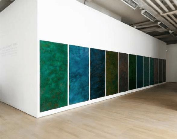 exposition_Morgan Courtois_Passerelle Centre d'art contemporain