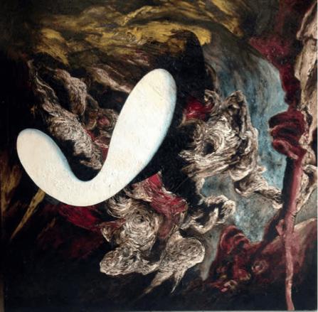 Ana Zulma_exposition_L'Etrange Evidence _Galerie Françoise Besson