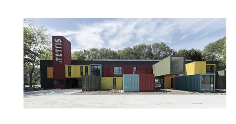 Fort de tourneville archives point contemporain agenda for Tetris havre