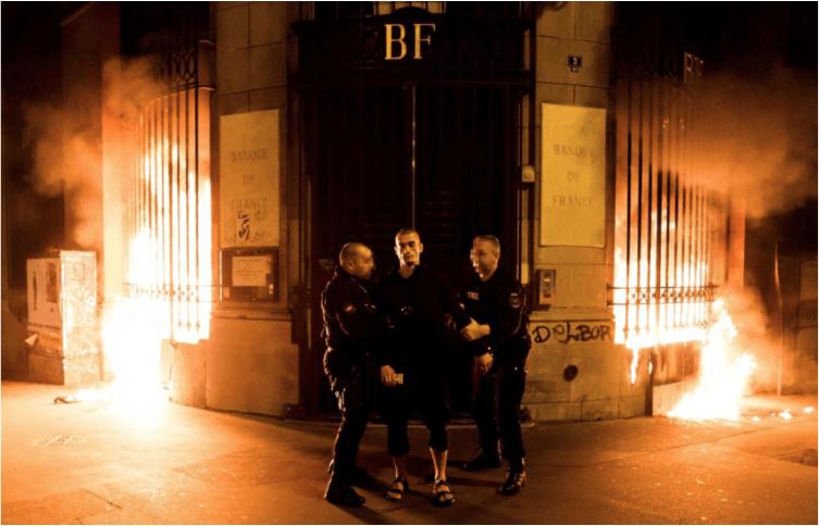 Petr Pavlensky_Paul Ardenne_Débat Censure et arts plastiques_22Visconti_PARIS