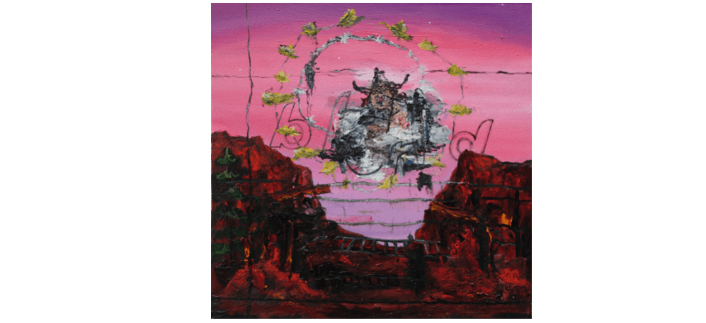 14/06▷14/07 – PIERRE AGHAIKIAN– MAPS TO THE STARS – GALERIE ISABELLE GOUNOD PARIS