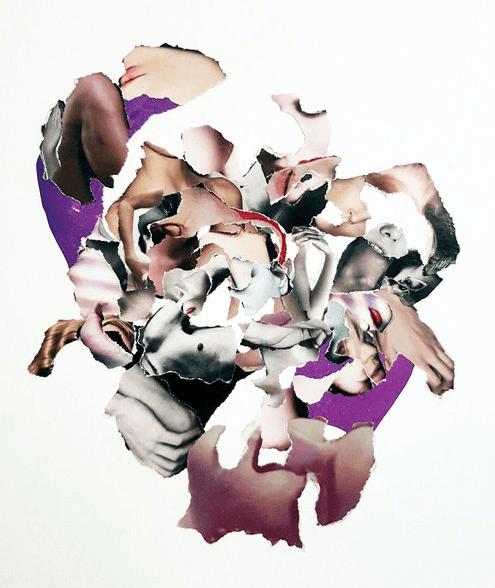 exposition_Chloe Julien_J.O.I.E._Galerie de la Voûte Paris