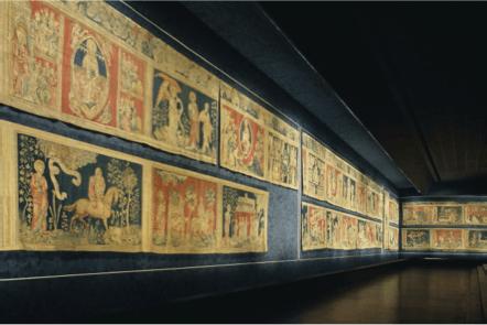 exposition_Maud Louvrier-Clerc_Domaine national du Château d'Angers