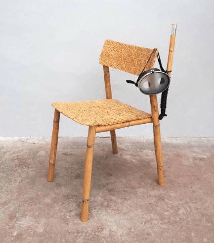 Antoine Boudin_Cana_exposition_Les hommes de la Mancha_Double V Gallery
