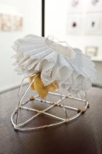 Céline Cléron_exposition_Des Artistes & des Abeilles_Topographie de l'art_Courtesy galerie Claudine Papillon_Paris