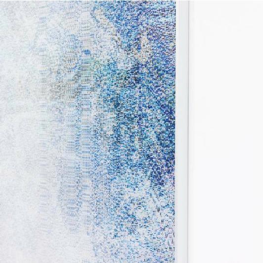 Mathieu Merlet Briand_#data gate_over the cloud_exposition_Les hommes de la Mancha_Double V Gallery