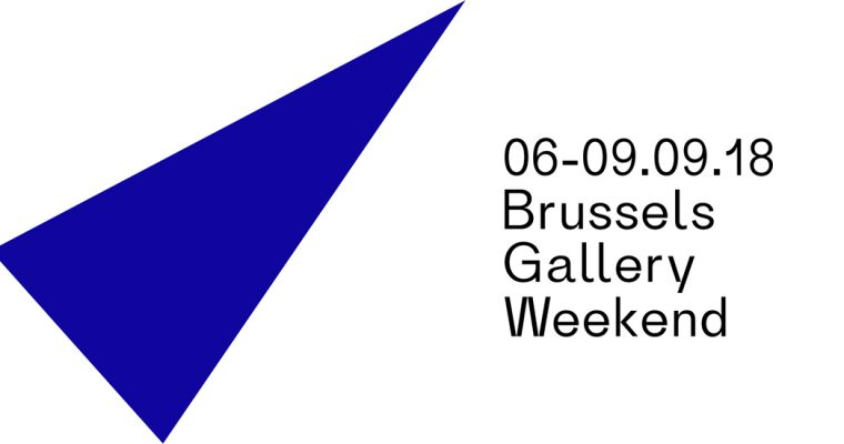 06▷09/09 – Brussels Gallery Weekend