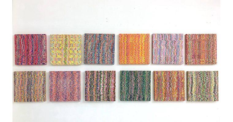 05/07▷08/09 – Maibritt Ulvedal Bjelke – colour galore – Galerie Maria LUND Paris