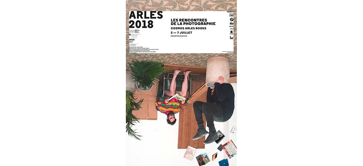 02▷07/07 – COSMOS ARLES BOOKS Art book fair – ARLES