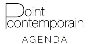 Point contemporain Agenda