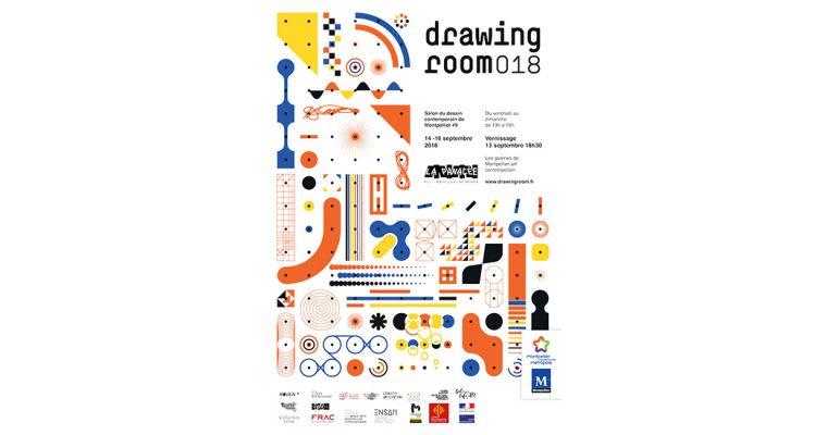 14▷16/09 – Drawing room 018 – Salon du dessin contemporain de Montpellier