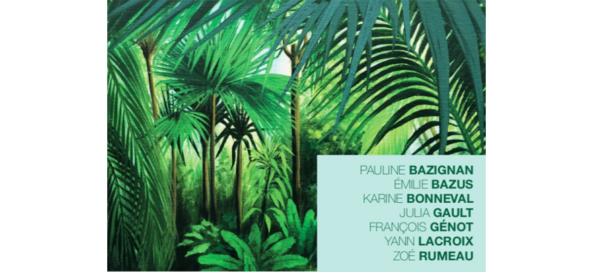 05/07▷23/09 – UTOPIA BOTANICA – GALERIE LAURE ROYNETTE PARIS