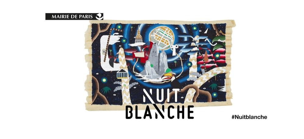 Du 06/10 à 20h00 au 07/10 à 02h00 – NUIT BLANCHE – PARIS