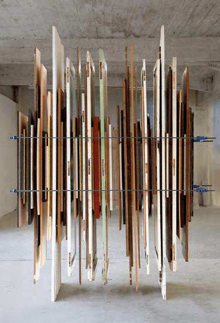 Claude Cattelain_exposition_Squeezed Spin_Galerie Paris-Beijing_Paris