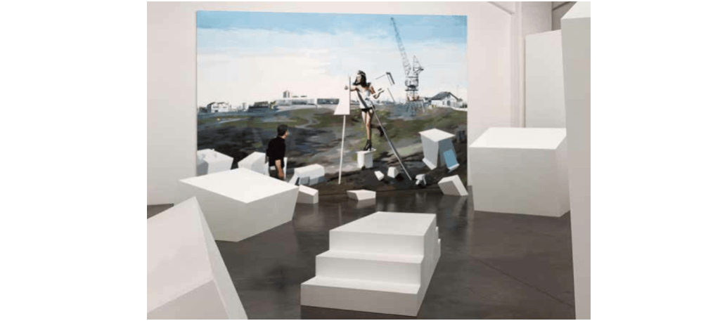 Muriel Rodolosse_exposition_Galerie municipale Jean-Collet_x degrés de déplacement_© Muriel Rodolosse, ADAGP