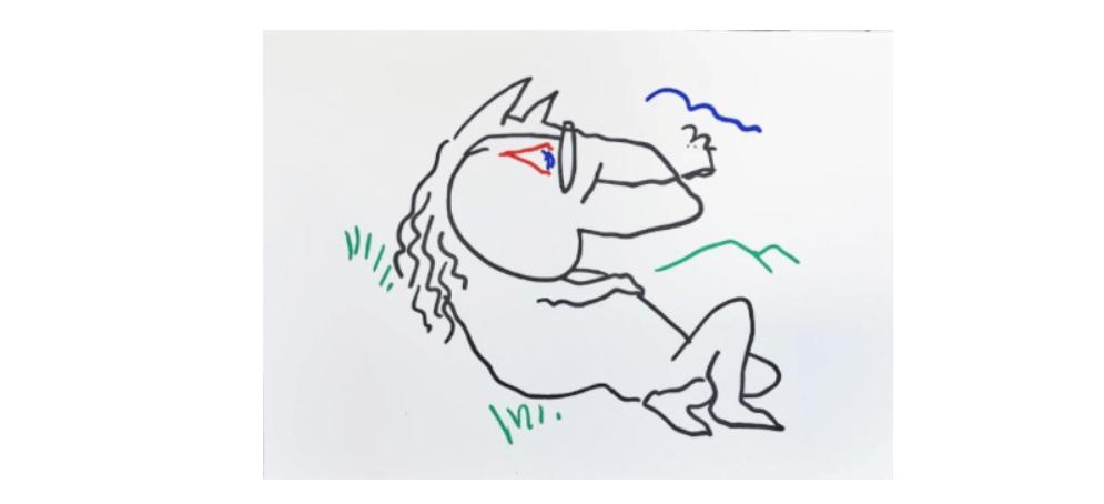 30/08 ▷ 13/10 – MATTHIEU COSSÉ – INSTALLATION IN SITU DESSINS – OÙ LIEU D'EXPOSITION POUR L'ART ACTUEL MARSEILLE