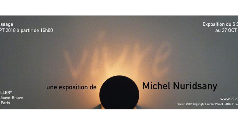 06/09 ▷ 27/10 – VIVRE – exposition collective – ICI.GALLERY PARIS