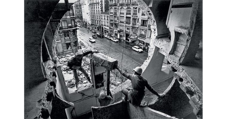 05/06▷23/09 – Gordon Matta-Clark – Anarchitecte – Jeu de Paume Paris