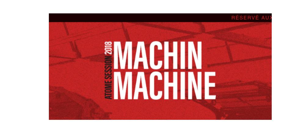 14/09 – 7H7H 24HNONSTOP – MACHIN MACHINE – ATOME VILLAGE, VILLEURBANNE