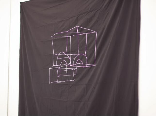 Caisa Sandgren, Les cages, 2016