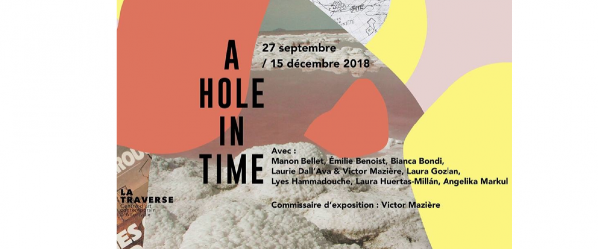 27/09 ▷ 15/12 – A HOLE IN TIME – CAC LA TRAVERSE ALFORTVILLE
