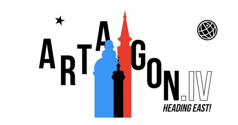 12/10 ▷ 11/11 – ARTAGON.IV − HEADING EAST! – MAGASINS GÉNÉRAUXPANTIN