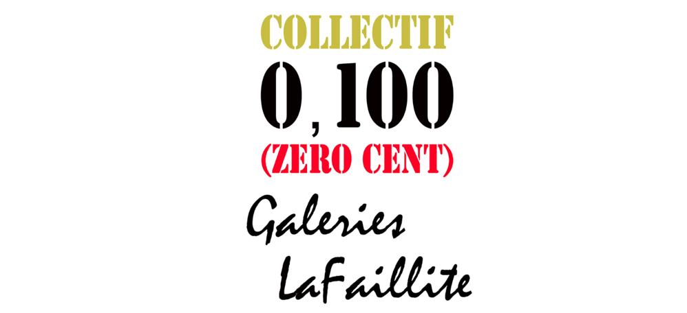 05 ▷ 07/10 – COLLECTIF0,100 – GALERIES LAFAILLITE – BORDEAUX