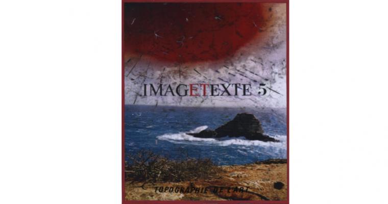 08/09▷08/11 – IMAGETEXTE 5 – TOPOGRAPHIE DE L'ART PARIS