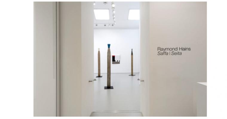 08/09▷06/10 – RAYMOND HAINS – SAFFA | SEITA – GALERIE MAX HETZLER PARIS
