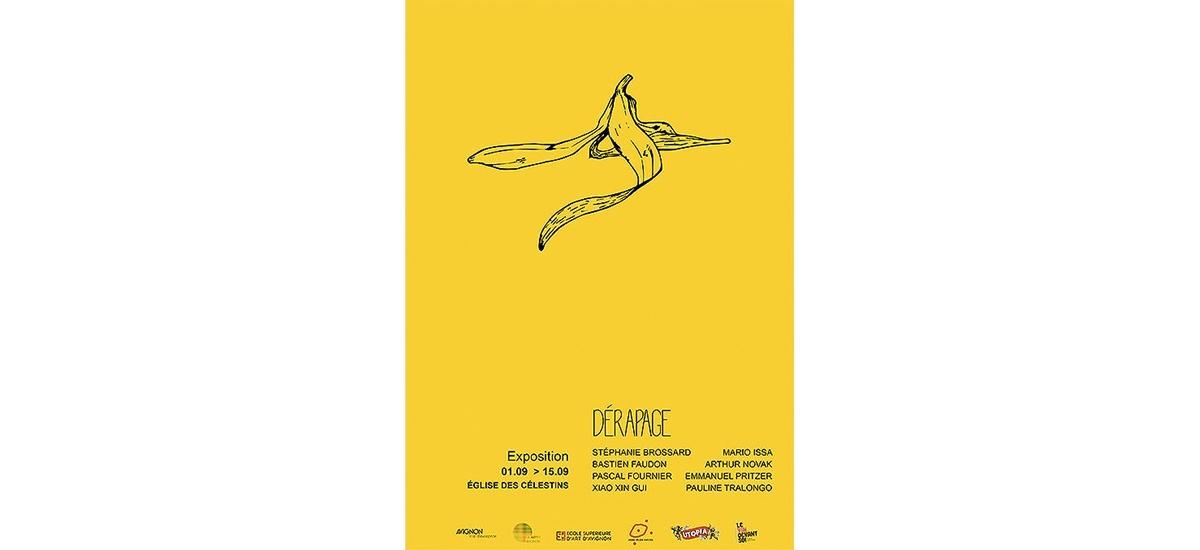 01▷15/09 – Le Poisson technique – Dérapage – Église des Célestins Avignon