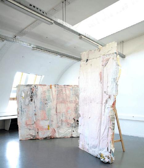 Raphael Maman, Hors-cadre, 2018