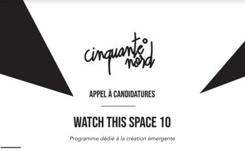 ▷20/09 – Appel à candidatures – Watch This Space 10