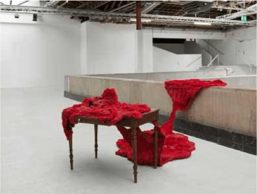 Jérémy Gobé_Corail restauration variation 6_Courtesy Galerie Odile Ouizeman