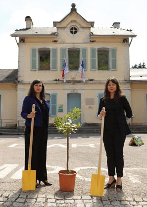 Le nouveau ministère de l'agriculture, l'arbre de la productivité, 2018_La Cuisine_Nègrepelisse