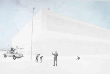Les Itinéraires Graphiques 2018_Pays de Lorient_©Massinissa Selmani et ADAGP