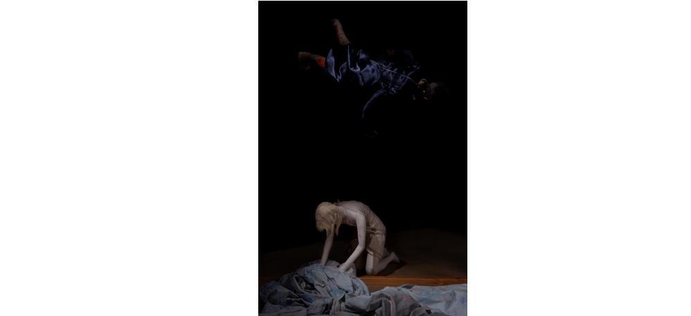 13/10 ▷ 17/11 – KATHARINA ZIEMKE – LA LUNE, COMME UN SABRE BLANC – GALERIE ISABELLE GOUNOD PARIS